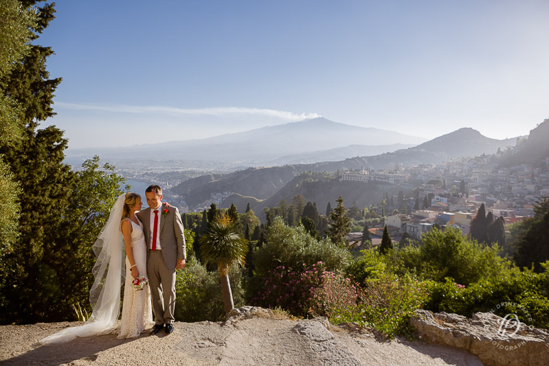 Mount etna vista destination wedding
